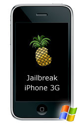 Jailbreak and Unlock iPhone 3G Running iPhone OS 3.0